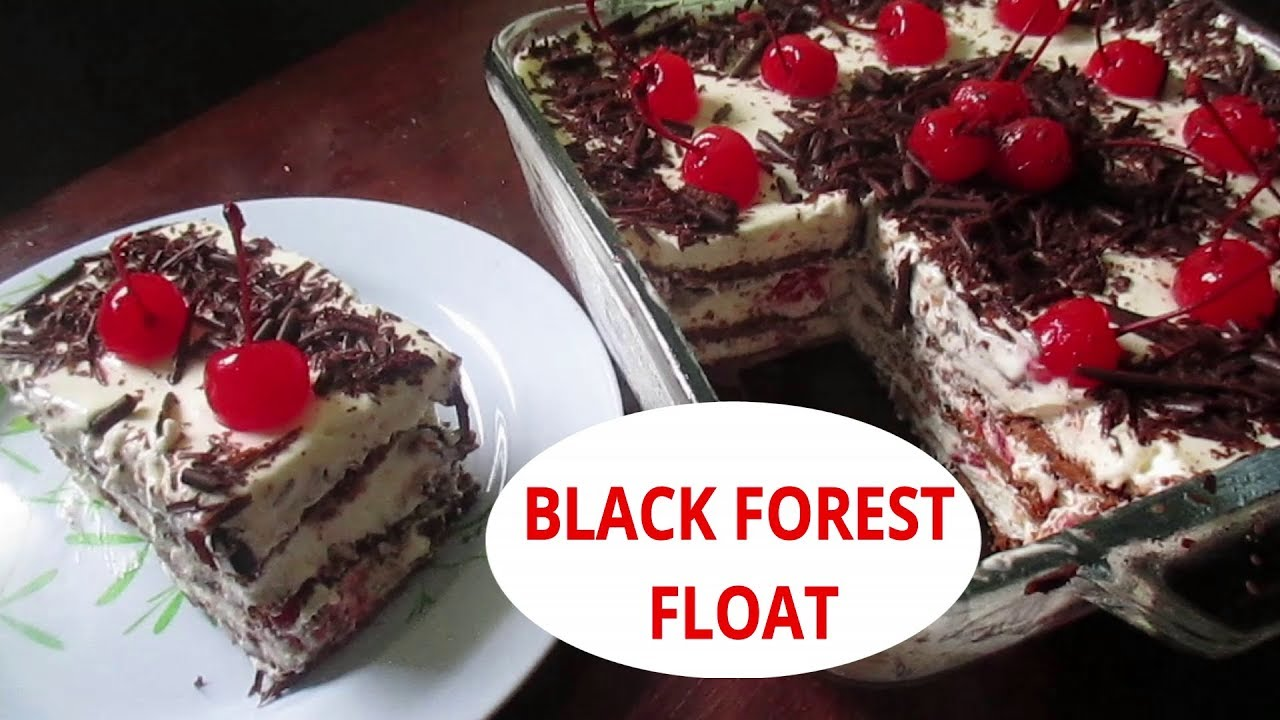 Easy Quick Black Forest Cake