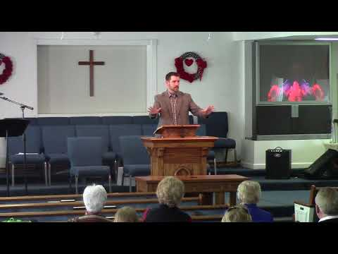 Hillsdale Morning Worship February18, 2018 (part 2 of 2)