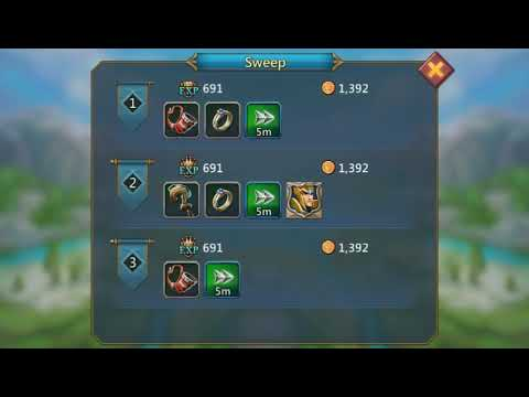 How To Get Medals In Lords Mobile