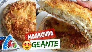 (JTVPP #4) Maakouda kiri GEANTE, la meilleure recette! Simple et rapide