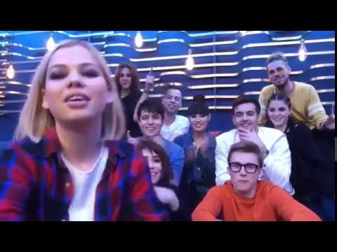Песни ТНТ - Вечер, пора танцевать (прощание с Илоной)