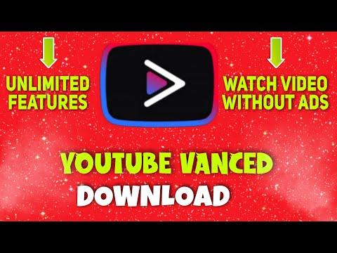 Download Youtube Vanced Apk | SABORay