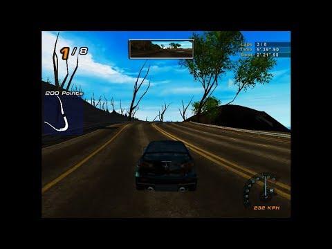 Need for Speed Hot Pursuit 2 - Mitsubishi Lancer Evo X Challenge