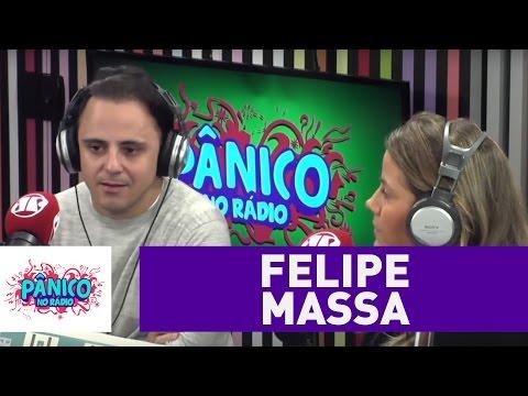 Carreira de Rubinho merece respeito, acredita Massa