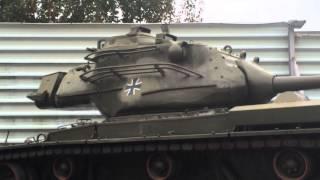 m 47 panzer, M47 (Kampfpanzer)