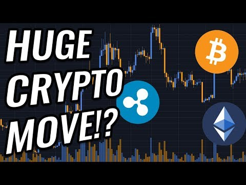 GIGANTIC Move Coming For Bitcoin & Crypto Markets! BTC, ETH, XRP, BCH & Cryptocurrency News!