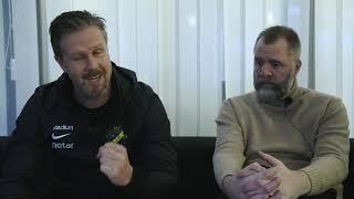 AIK: | 2019-01-09 Rikard och Björn om försäsongen på Friends