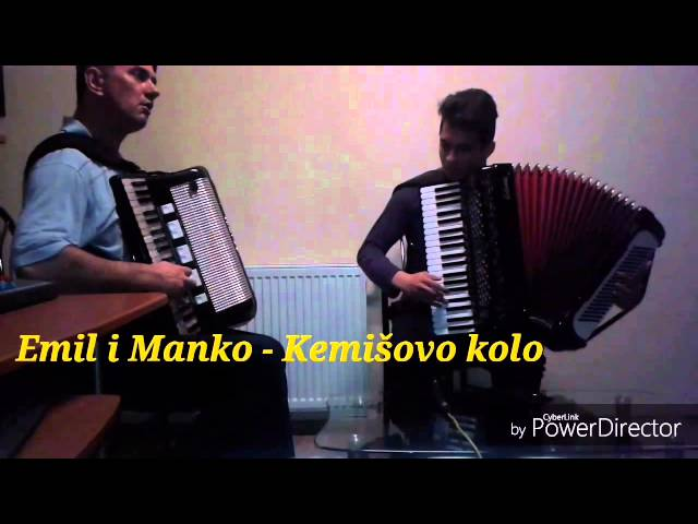 -Kemisovo kolo-Manko i Emil-Sevdah koncept.