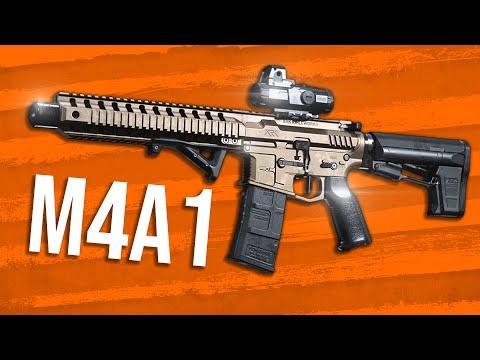 Modern Warfare In Depth: M4A1 Best Weapon Review