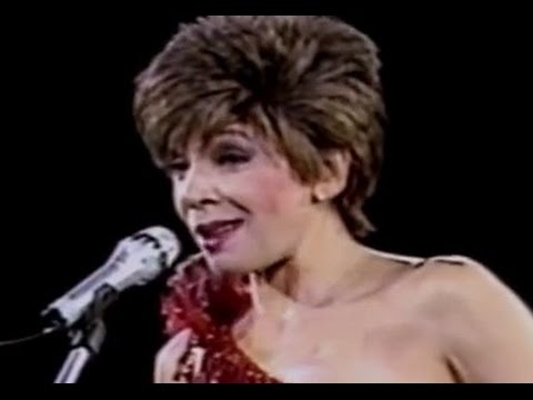 Shirley Bassey - If You Don't Understand  (DISCO) (1987 Live in Berlin)