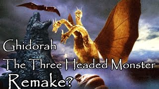 Will Godzilla King Of The Monsters Be A Remake Of Ghidorah The Three Headed Monster