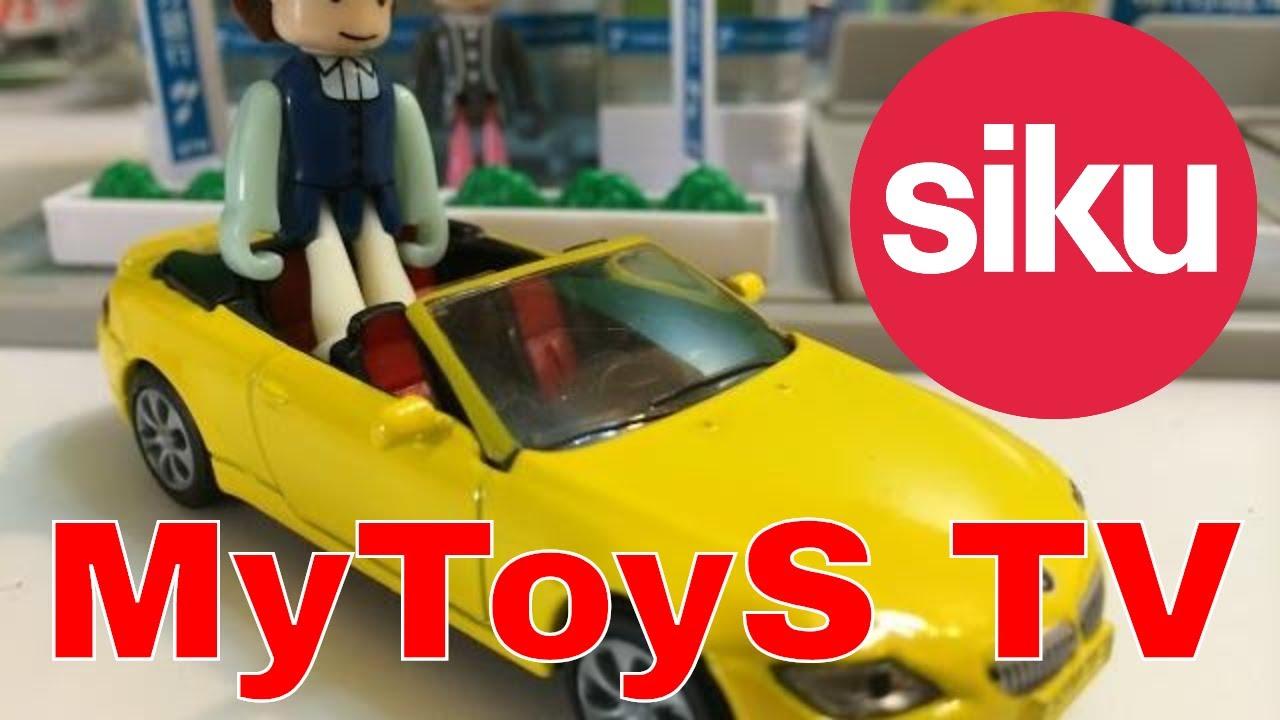 02427 Unpack Siku 1007 Bmw 645i Cabrio 00070 Youtube