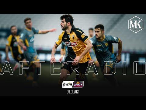 Afteradio: Κετσετζόγλου, Αντύπας και Δεσύλλας στον ΣΠΟΡ FM 94.6 ● 09.01.21