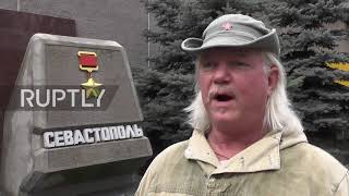 Russia: 'Donetsk is my home' – soldier from America volunteers for Novorussia