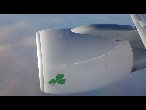 Flight Report | Aer Lingus Boeing 757 Economy Class Dublin to Toronto