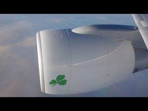 Flight Report | Aer Lingus Boeing 757 Economy Class Dublin To Toronto