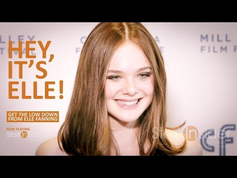 Elle Fanning - LOW DOWN at Mill Valley Film Festival (MVFF)