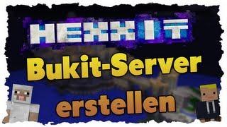 [Hexxit] Bukkit-Server erstellen // Hexxit im Multiplayer mit Plugins!