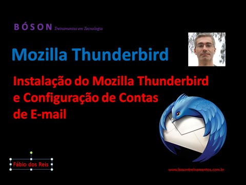 Mozilla Thunderbird - Instalando e Configurando Contas de E-mail