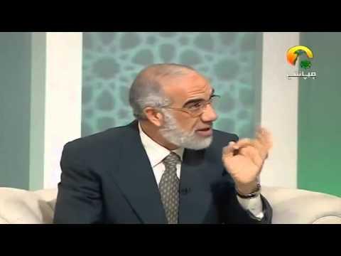 ابليس مخير أو مسير ولماذا عصى الله تعالى - الشيخ عمر عبد الكافي