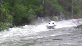 Jet Boat Small 11 Feet