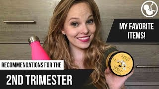 2nd Trimester Must-Haves & Recommendations | PREGNANCY TIPS