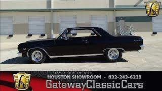 1965 Chevrolet Chevelle Malibu SS Houston Texas