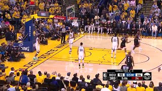 3rd Quarter, One Box Video: Golden State Warriors vs. Houston Rockets