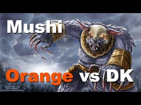 Download Orange vs DK - kyxY Magnus - Mushi Ursa ti3 Dota 2.