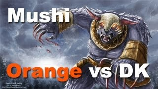 Orange vs DK - kyxY Magnus - Mushi Ursa Major Dota 2.