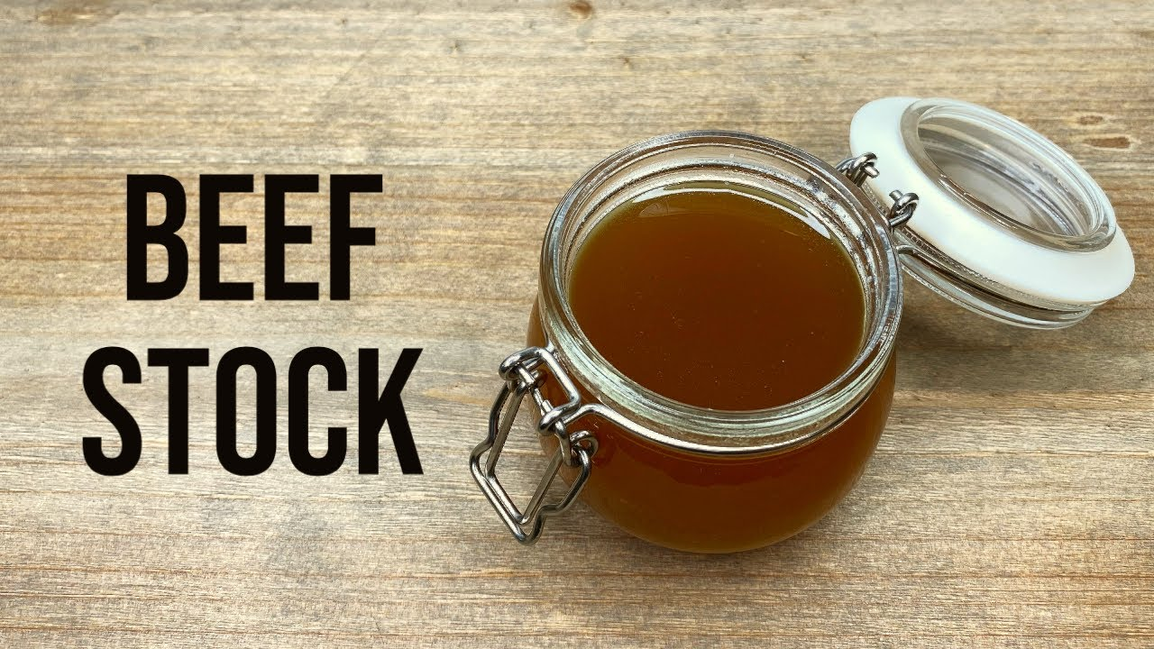 How To Make Beef Stock  The Guide To Perfect Stock