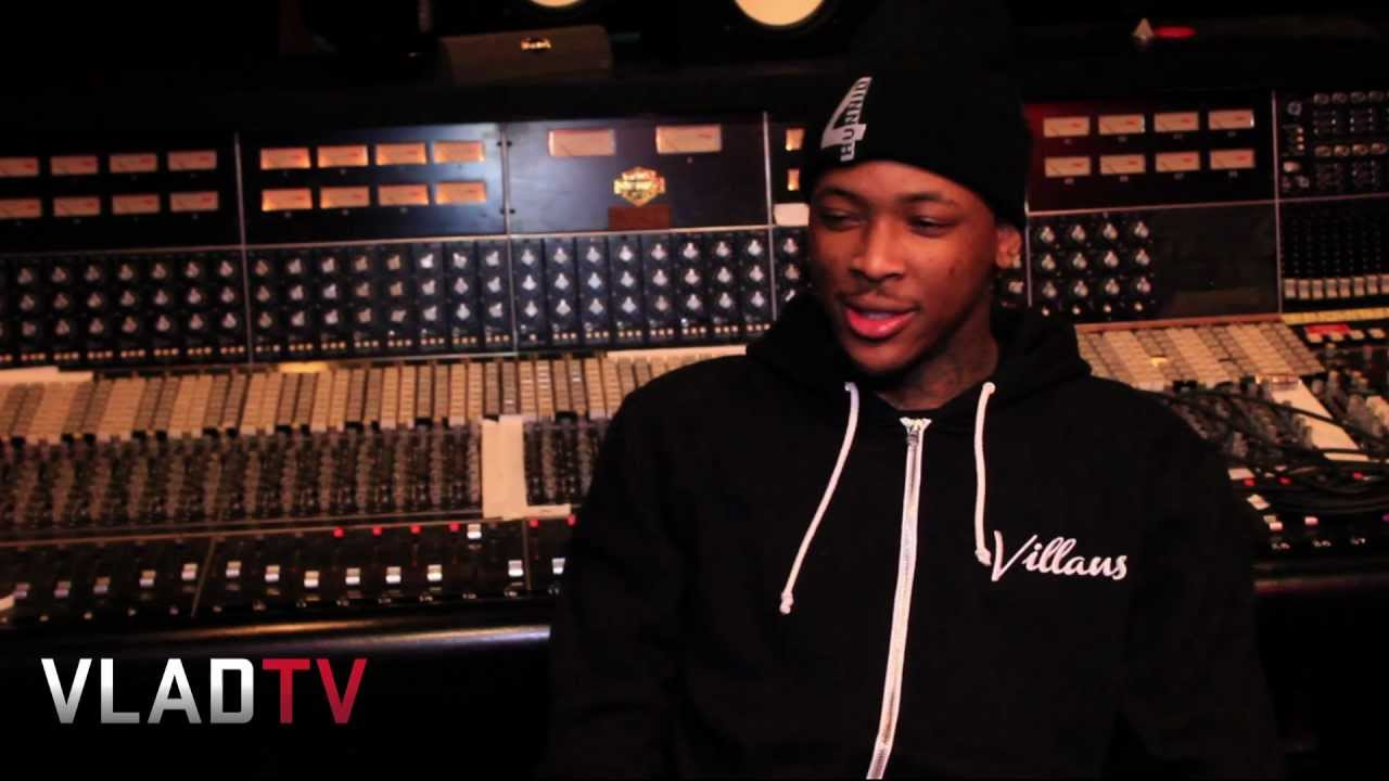 Bomtpon Rapper YG Explains Bloods Replacing 'C Words' with