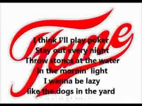 Paul McCrane  Dogs in the yard with Lyrics