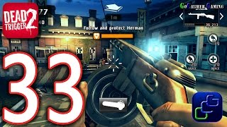 DEAD TRIGGER 2 Android Walkthrough - Part 33 - Europe Campaign Final Missions