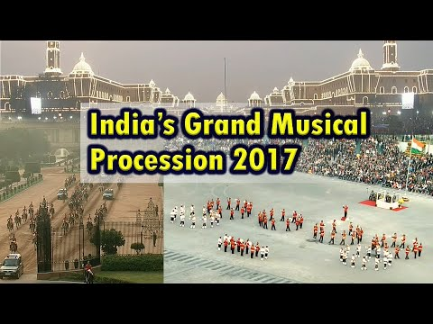 Beating Retreat 2017