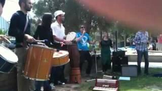 Samba Soul Circus, Grey Lynn Accordion Club & the Pie minister