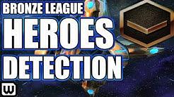 BRONZE LEAGUE HEROES #127 | DETECTING A HERO - RamonB vs Lobsjae