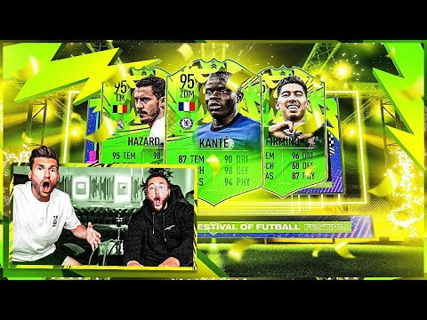 FIFA 21: FESTIVAL of FUTBALL Team 2 Pack Opening + WL Schwitzen bei 30 Grad😍😱Pringles Orakel Stream