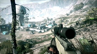 COOLEST SNIPER MISSION FROM BATTLEFIELD 3