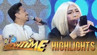 Vice checks Jhong&#39s phone It&#39s Showtime KapareWho