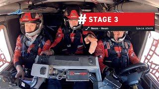 Mammoet Rallysport: Stage 3