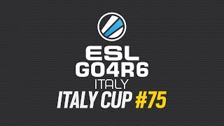 Go4 Rainbow Six Siege - Finali PS4 Italy Cup #75