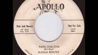 Marga Benitez  - Papa Cha Cha