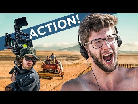Making an impossible movie | ROBIN - Watch for Wishes