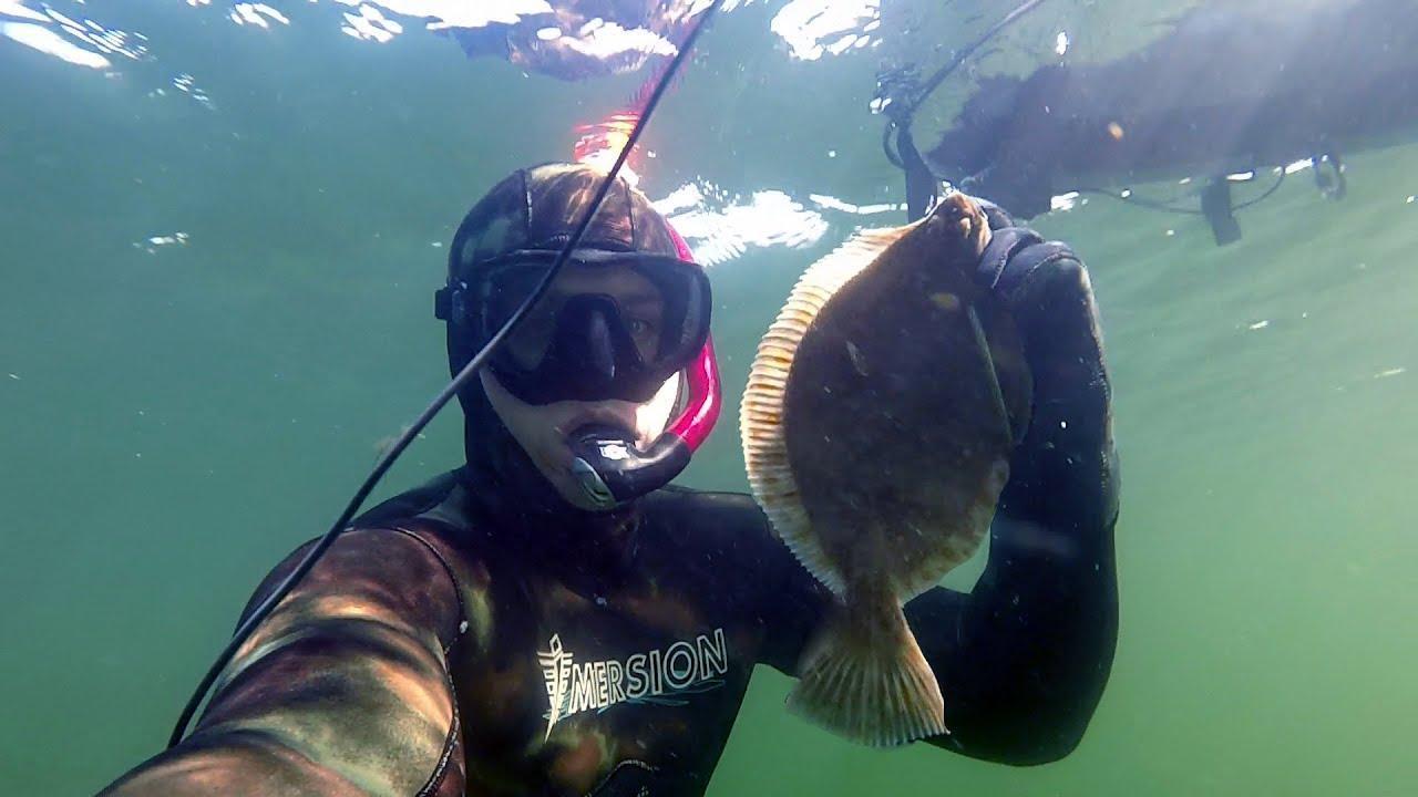 подводная охота #13 морская проверка