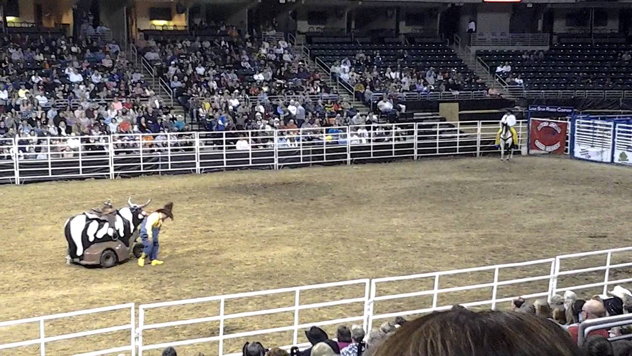 Mike Wentworth Lonestar Rodeo Jan 2013 Youtube