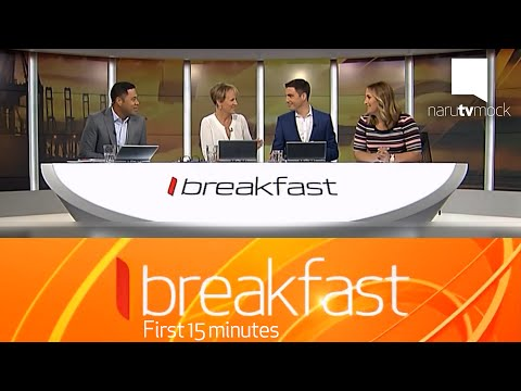 TV ONE Breakfast: Opening & First 15 Minutes - 19th September 2016