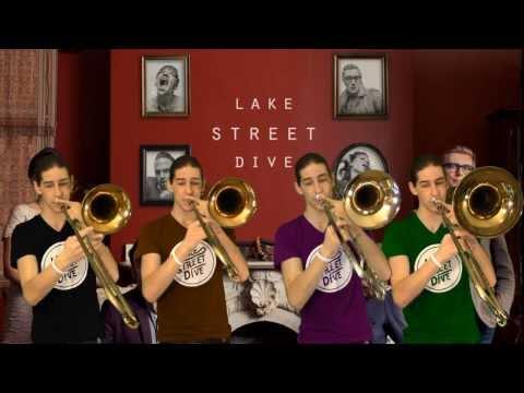Lake Street Dive - You Go Down Smooth: Trombone Arrangement