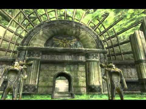 Sacred Grove 10 Hours - Zelda Twilight Princess