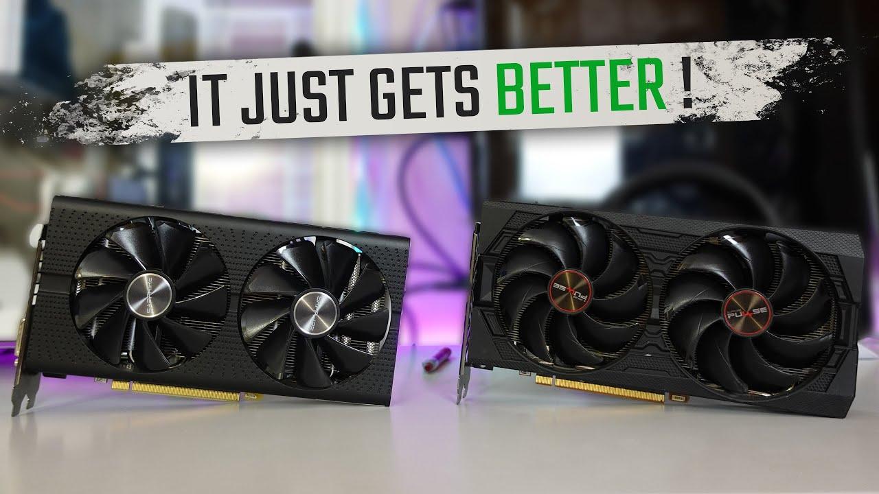 RX 580 vs RX 5500XT - After Smart Access Memory | 1080P, 1440P & 4K
